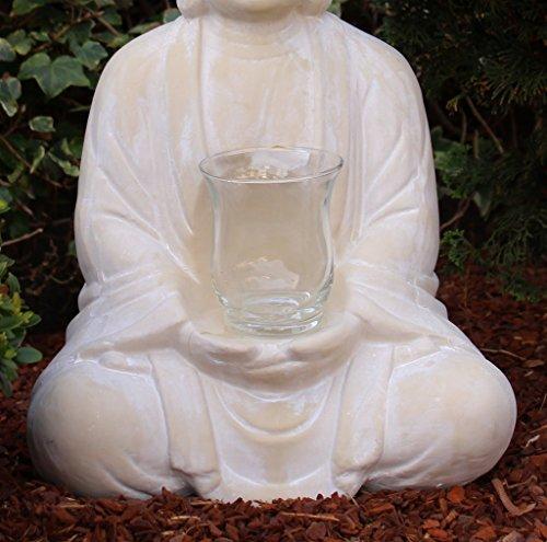 buddha-mit-teelicht-deko-figur-40cm-gross-betende-thai-skulptur-teelichthalter-buddhafigur-sitzend-buddah-statue-mit-windlicht-3