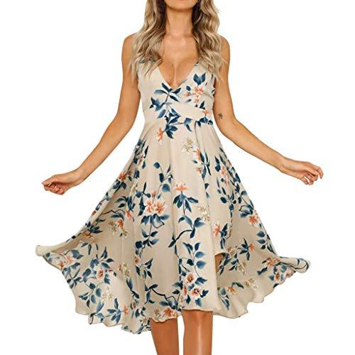 Elegante Kleider Kleid Rot Kurz Festliche Mode Billige Damen Abendkleider Sommerkleider Etuikleid Festlich Mini Rockabilly Röcke Punk Rock Baby Mädchen Kleidung Blaue (Beige)