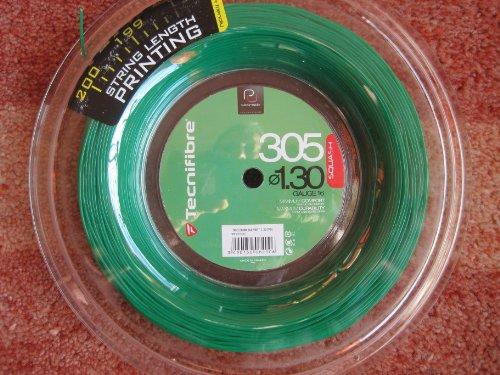 TECNIFIBRE 305Squash Saite 200m Spule