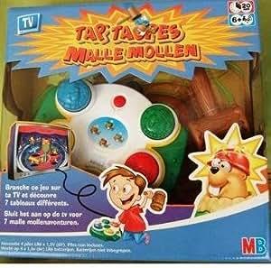 MB Jeux - Tap'Taupes : La Chasse Aux Taupes - Console de Jeu sur TV