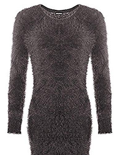 SSoul - Sweat-shirt - Femme Taille Unique Gris