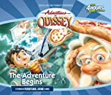 AIO#01 CD THE ADVENTURE BEGINS REV ED CD...