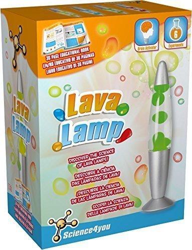 Science4you Lavalampe Spielzeug Wissenschaft und Bildung Stem (481630)
