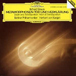R Strauss: Metamorphoses / Death And Transfiguration