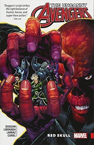 Uncanny Avengers: Unity Vol. 4: Red Skull (The Uncanny Avengers: Unity)