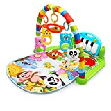 Cozyhoma Kick et Play Piano Gym, Born bébé Tapis de Jeu avec Centre d'activité,...