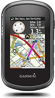 "Garmin eTrex Touch 35 GPS Portatile, Schermo 2.6"", Altimetro Barometrico e Bussola Elettronica, Mappa TopoActive Europa Occidentale, Nero/Verde (B010UPWVGU) | Amazon Products"