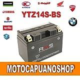 Batterie RMS ytz14s-bs Honda NT V Deauville 65020042005