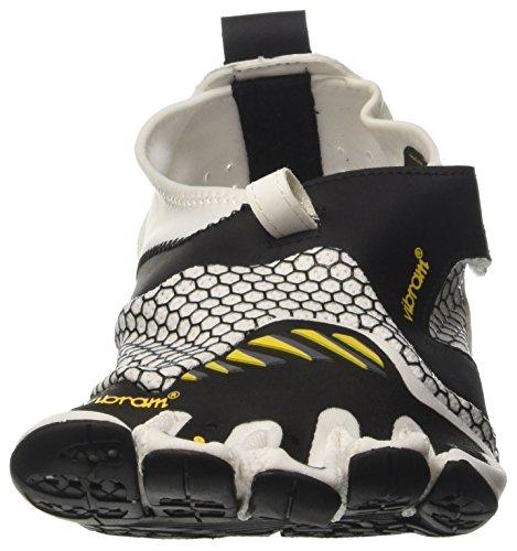 Vibram FiveFingers Signa, Chaussures de Sport Aquatiques Homme Noir (White / Black)