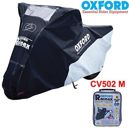 Oxford CV502 Rainex Motorradabdeckung Regen Staubschutz Mittel -