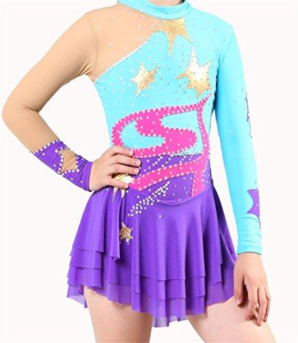 - Eiskunstlauf Kostüm Muster