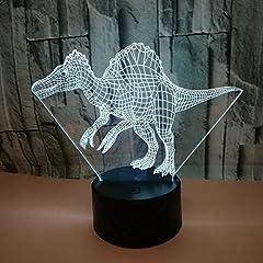 Idea Regalo - Lampada Vergine Maria 3D con Controllo Remoto, Lampade Notturna LED 7 Luminosità Regolabile RGB Luce Notturna da Comodino per Regalo di Compleanno e Natale