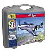 Heller–60268–Maletín P-51D Mustang (+ Pista) PM -