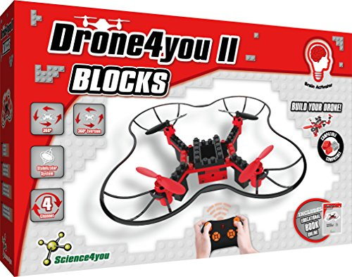Science4you Drone4you II - Blocks