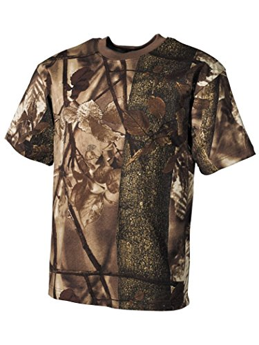 Militär a US Army T-shirt Hunter Marron - - XXL