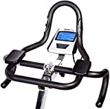 SportPlus Ergometer Hometrainer Fahrrad