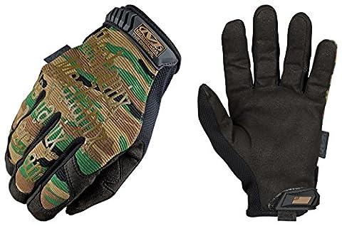 Mechanix Wear Original XL Woodland Glove