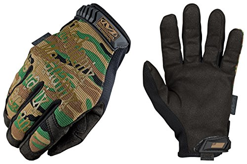MECHNX THE ORIGINAL - GUANTES PROTECTORES CAMUFLAJE