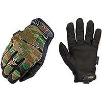 Mechanix Original Covert Gloves - Woodland Camo - Small