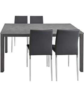 Tavolo da Pranzo Allungabile Fino a 220 cm Poznan Tavolino