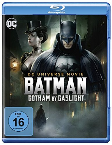 Batman: Gotham by Gaslight [Blu-ray]
