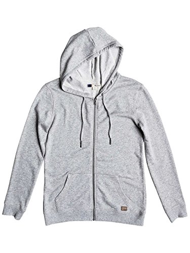 Roxy Damen Trippin-Zip-Up Hoodie heritage heather