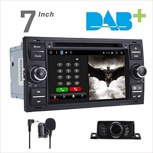 Unidad de Radio Dab para Coche de 7 Pulgadas con Doble DIN...