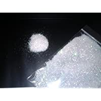 Blanco Pearl Nácar Metallic Flakes Glitter metal Flakes Efecto Plasti DIP–Barniz 2K gellack esmalte de uñas