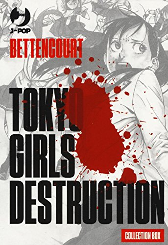 Tokyo Girls Destruction box vol. 1-3