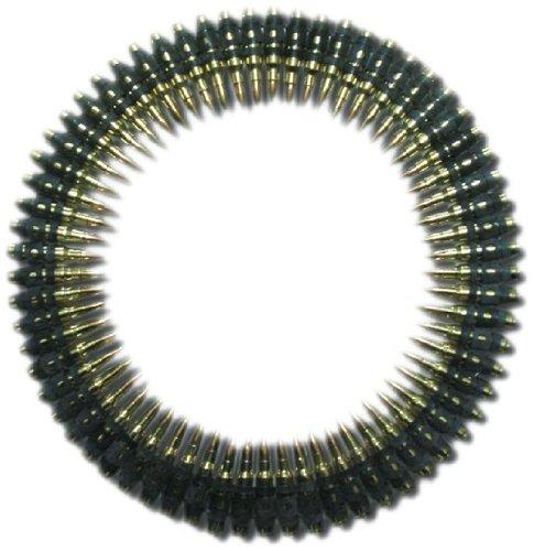 Preisvergleich Produktbild MSMB 003 - Metalstuff Munitionsgürtel Messing mit Spitzen