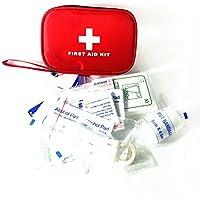 DearGo Erste Hilfe Set 41 Stück von 13 Kategorien Notfall-Versorgungsmaterialien geeignet für Reisen, Camping... preisvergleich bei billige-tabletten.eu