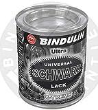 Universalschwarzlack 125 ml Dose Farbe: schwarz (Schwarzlack matt-glänzend)