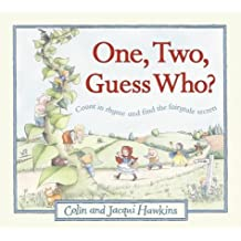One, Two, Guess Who? by Colin Hawkins (2001-07-02)