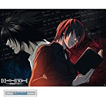 1art1® Death Note - L Vs Light Póster Mini (52 x 38cm)