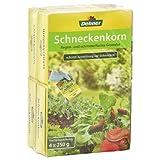 Dehner Schneckenkorn, 4 x 250 g (1 kg), für ca. 1.200 qm
