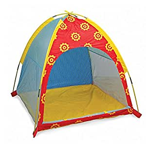 Lil Nursery - Portable Play Tent and Sun Shelter for Infants and Toddlers - Circles