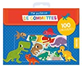 Ma pochette de gommettes - Dinosaures
