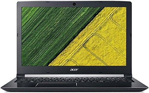 Acer Aspire A515-51-548W 15.6 Laptop (Intel Core i5 8250U processor/4GB RAM/1TB HDD/Intel UHD Graphics 620/Elinux) Obsidian Black