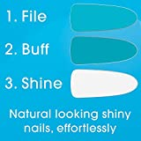 Scholl Velvet Smooth Nail Care System - Blue Bild 4