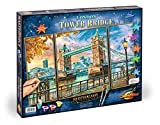 Schipper 609260752 609260752-Malen nach Zahlen London Tower Bridge, 50 x 80 cm
