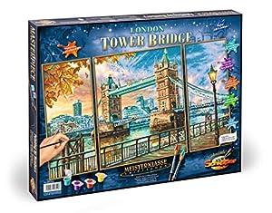 Schipper 609260752 London Tower Bridge - Pintura por números