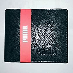 Puma Black Mens Wallet