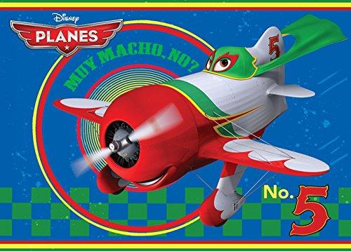 Disney Planes Kinderteppich 133cm x 95cm