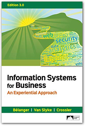 Information Systems for Business
