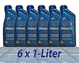 6x1 liter Aral High Tronic G 5W-30 Motoröl ACEA C3 API SM/CF MB-Freigabe 229.31/ 229.51 Dexos 2