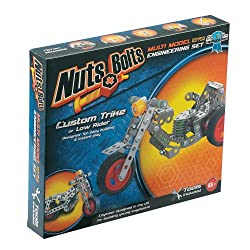 Nuts & Bolts Series 2-Custom Trike and Low Rider