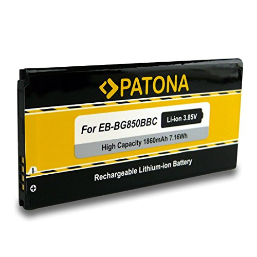 patona batteria eb-bg850bbc per samsung galaxy alpha g850f g850m g850t sm-g850f sm-g850m sm-g850t