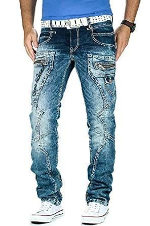 Cipo & Baxx Herren Jeans CD296 W28/L30