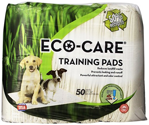 Artikelbild: Bramton Dog Hygiene Simple Solution Eco Care Training Pads 50 Pack-50 Pack