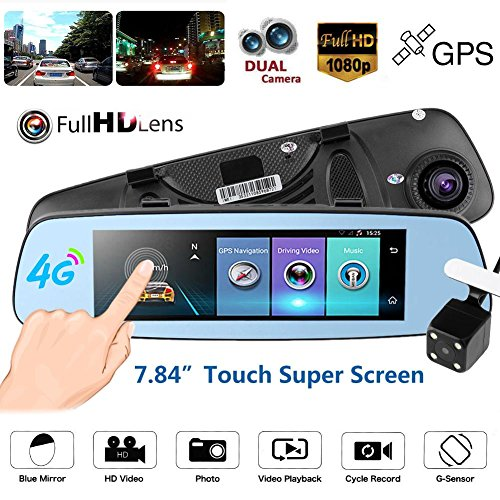 Video with 16G memory card Car & Vehicle Electronics Demiawaking 4 0